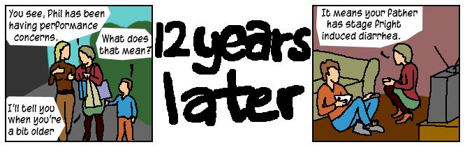A Bit Older